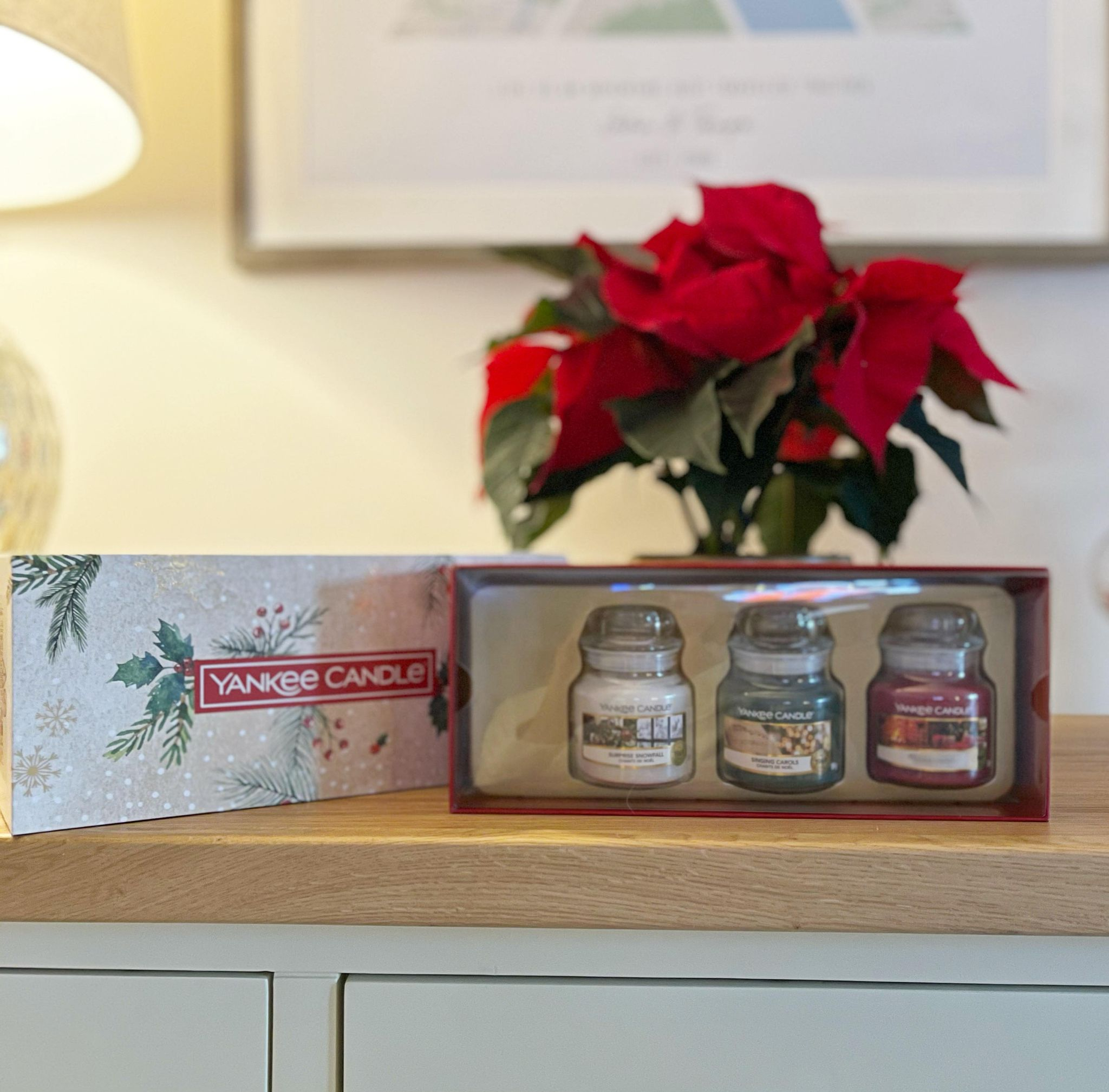 Yankee Candle® 3 Small Jar Candle Gift Set
