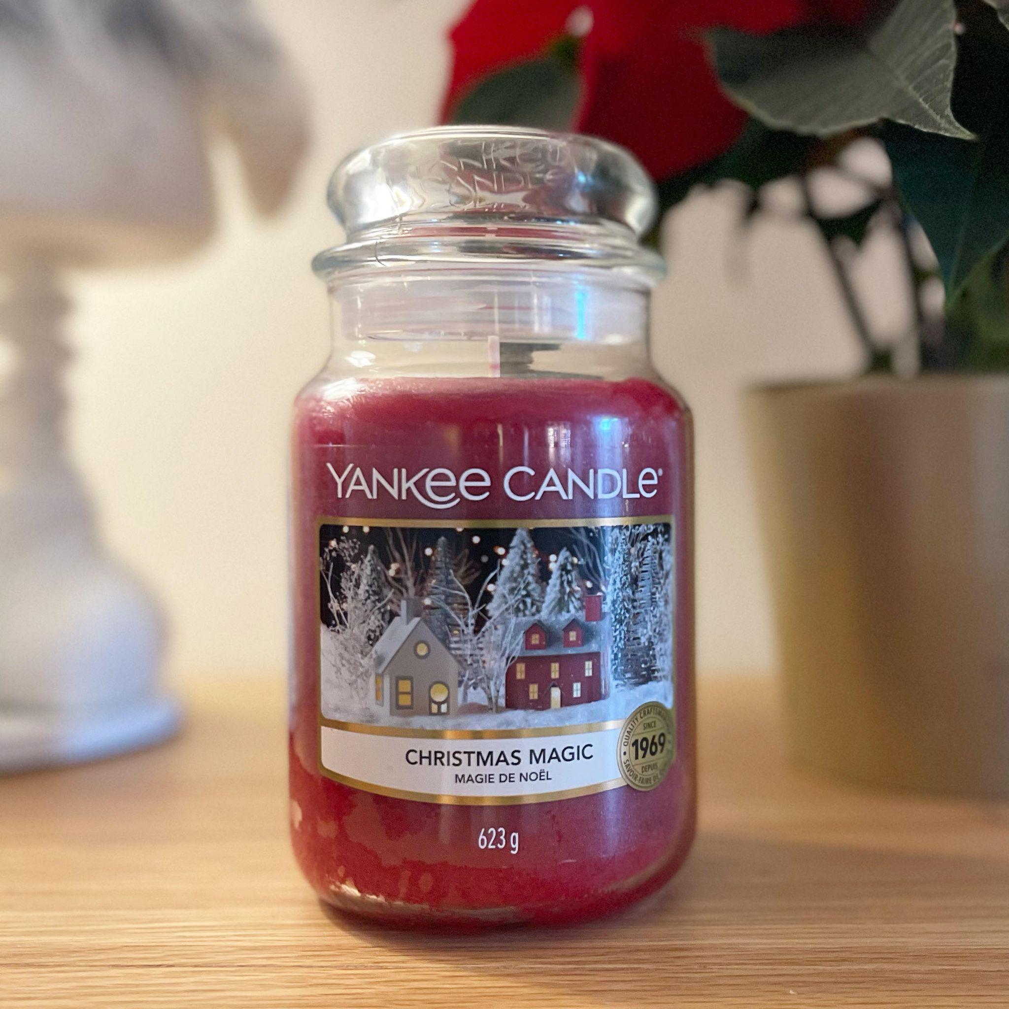 Yankee Candle® Large Jar Candle - Christmas Magic