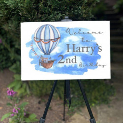 Personalised Events Board (BUY 1 get 1 FREE) Balloon