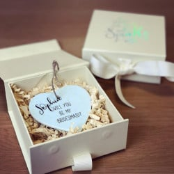 Image of wedding keepsake