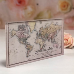 Image of map gift for