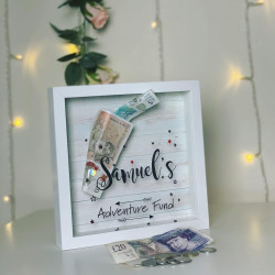Personalised Stars and Arrows Fund Box