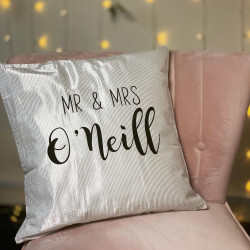 Image of Couples Jumbo 50x50cm Cushion