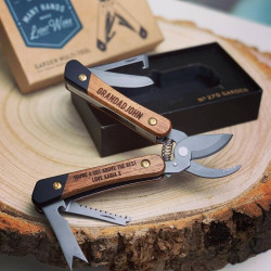 image of personalised garden multi tool