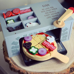 Personalised Pizza Oven Toy