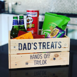 Image of dads treat box