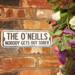 Personalised Street Sign