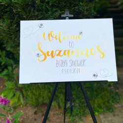 Personalised Events Board (BUY 1 get 1 FREE) BEE