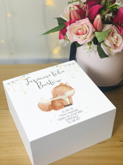 Personalised Animal Collection Time Capsule Box