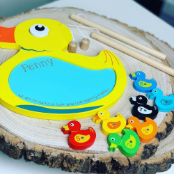 Personalised Duck Game Toy