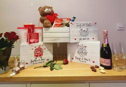 Personalised Printed Date Night/Valentines Box