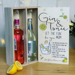 Personalised Gin Box