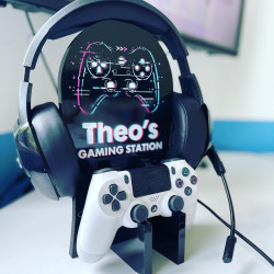 Personalised Gaming Station - SINGLE & DOUBLE Glitch Controller