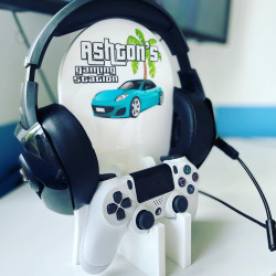 Personalised Gaming Station - SINGLE & DOUBLE Car