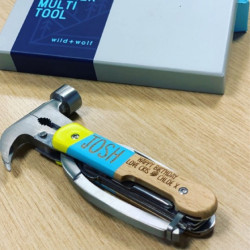 image of personalised hammer multi tool