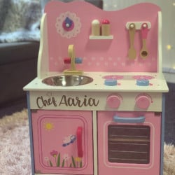 Personalised Fairy Play Kitchen