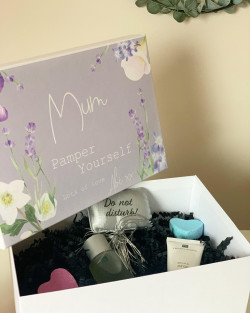 Lavender Pamper Box