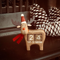 Countdown To Chirstmas Decoration