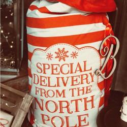 Personalised Present Sack