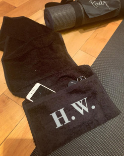 NEW Personalised Gym Towel