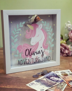 Image of Personalised Unicorn Fund Box