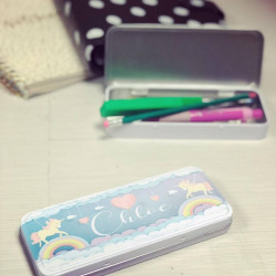 Personalised Unicorn Pencil Case (Buy 1 Get 1 FREE)