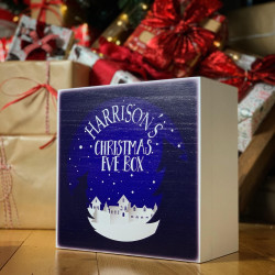 Winter Village Christmas Eve Box