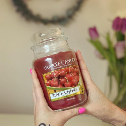 Yankee Candle® Large Jar Candle - Black Cherry