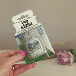 Yankee Candle - Car Jar Ultimate Clean Cotton