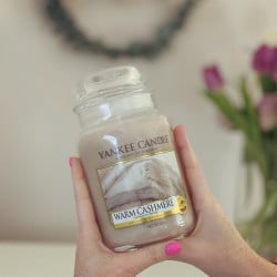 Yankee Candle® Large Jar Candle - Warm Cashmere