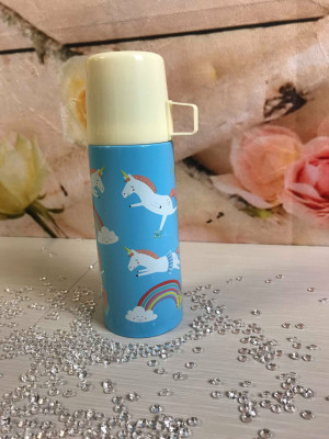 Unicorn Drinks Flask