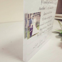 Image Of Song Lyrics Gift