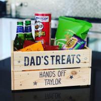 Image of dads treat box