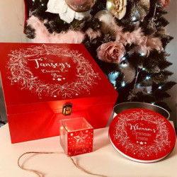 Image of personalised Christmas Eve Box