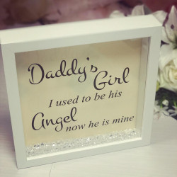 Image of Dad remembrance frame