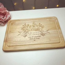 Image of personalised Chopping Board Gift