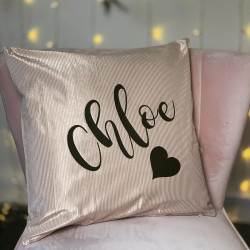 Image of  Name Jumbo 50x50cm Cushion