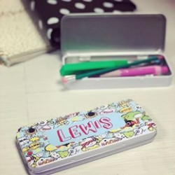 Personalised Crash, Bang Pencil Case (Buy 1 Get 1 FREE)