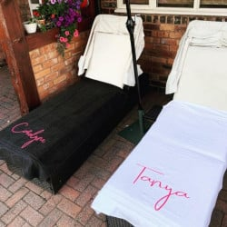 Image of Personalised Beach Towel