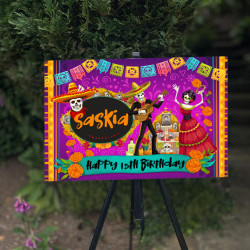 Personalised Events Board (BUY 1 get 1 FREE) CARNIVAL