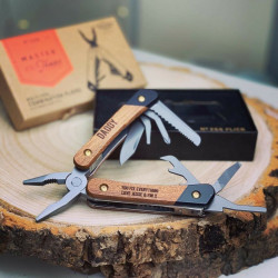 Personalised Combination Pliers Multi-Tool