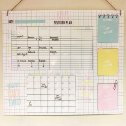 Personalised Revision Planner