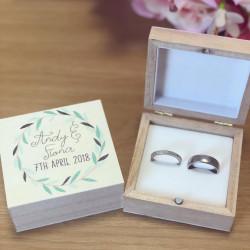 Ring Box Wreath (Pre-Order)