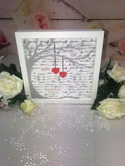 Image of Personalised Love Frame