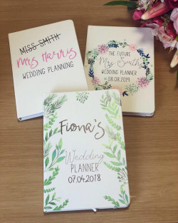 Image of 3 Personalised Wedding Planners