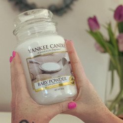 Yankee Candle® Large Jar Candle - Baby Powder