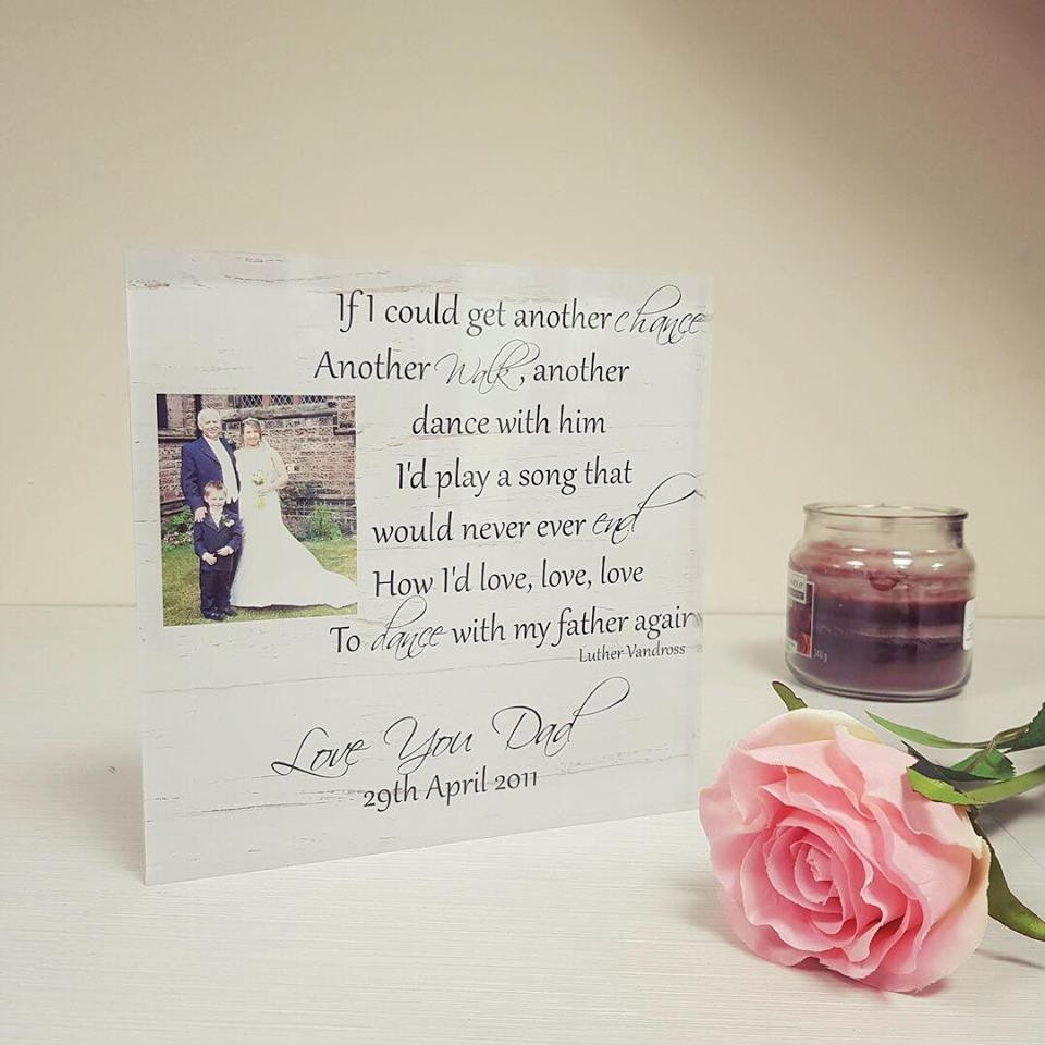 Image Of Song Lyrics Gift