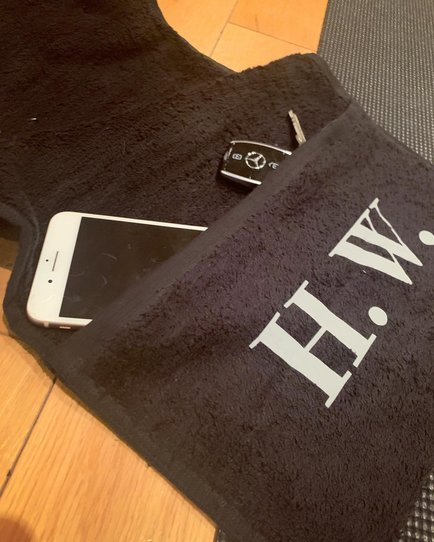 NEW Personalised Gym Towel