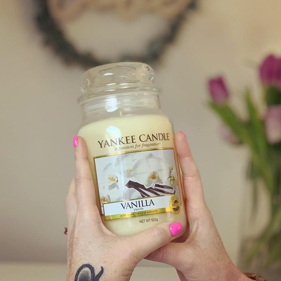 Yankee Candle® Large Jar Candle - Vanilla