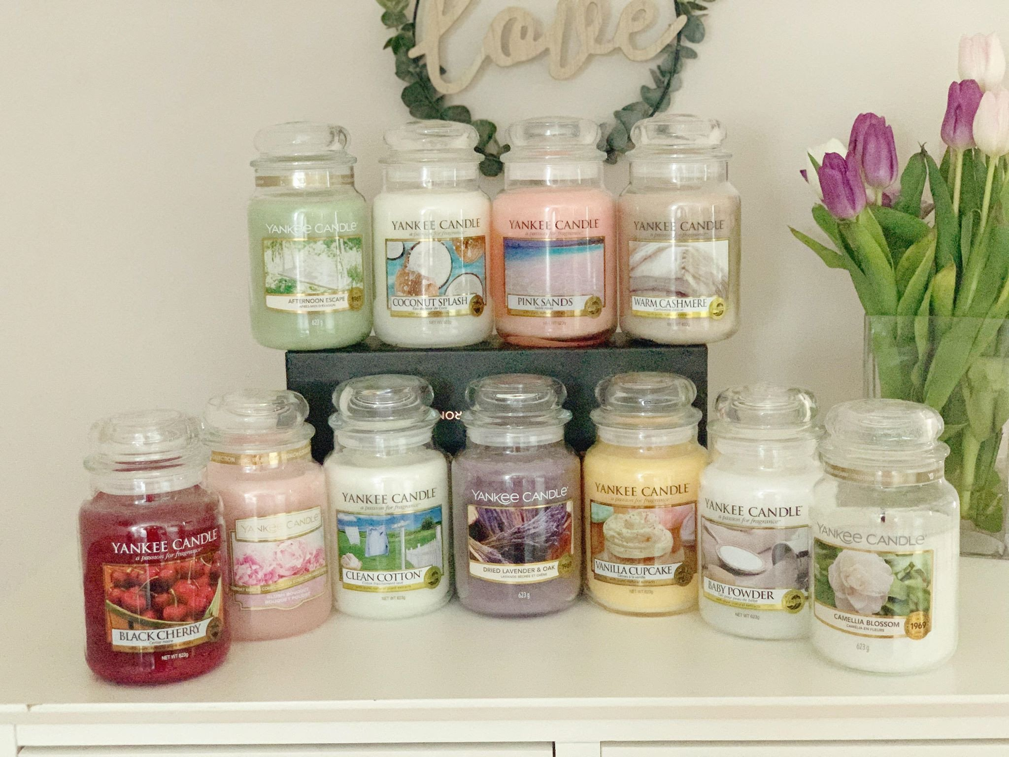 Yankee Candle Complete Collection
